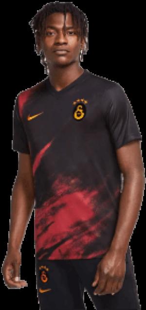 Galatasaray Siyah Deplasman Forması 20-21